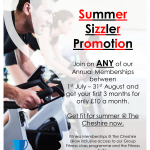 Summer Sizzler 2016 Poster (A3) IMAGE